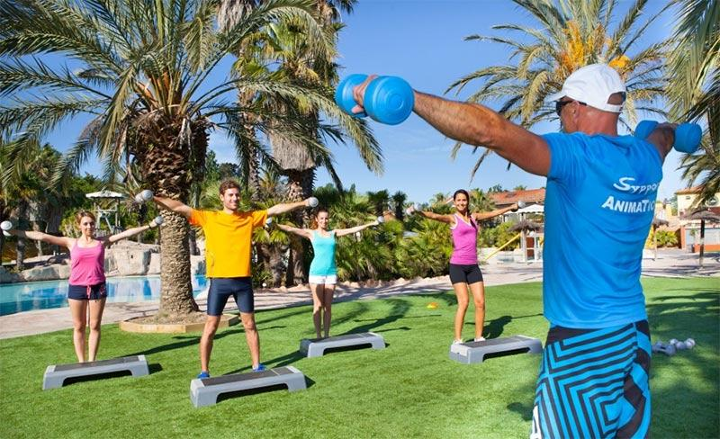camping-la-sirene-argeles-sur-mer-animations-fitness