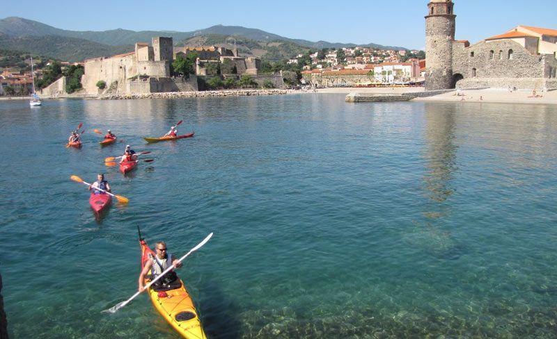 camping-la-sirene-argeles-sur-mer-kayak