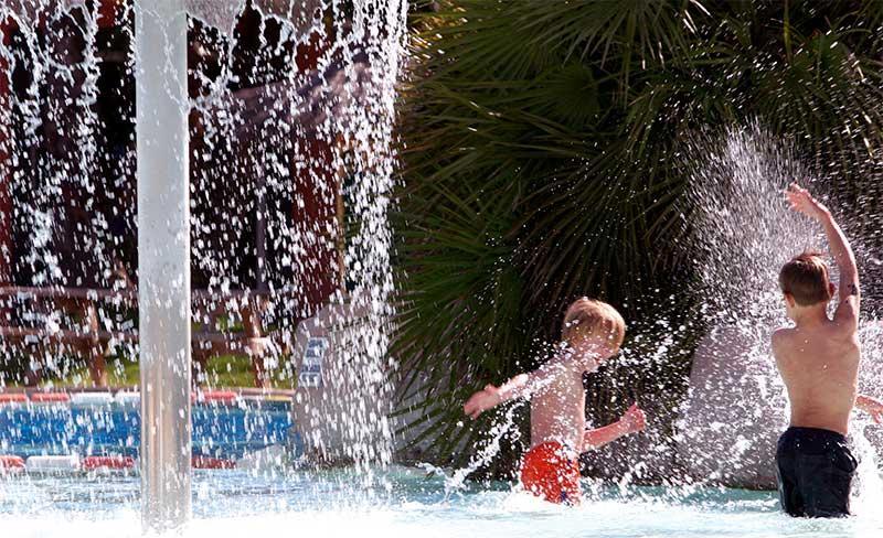 camping-la-sirene-argeles-sur-mer-piscine-enfants