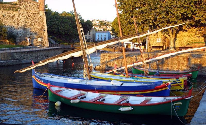 camping-les-marsouins-argeles-collioure-bateaux