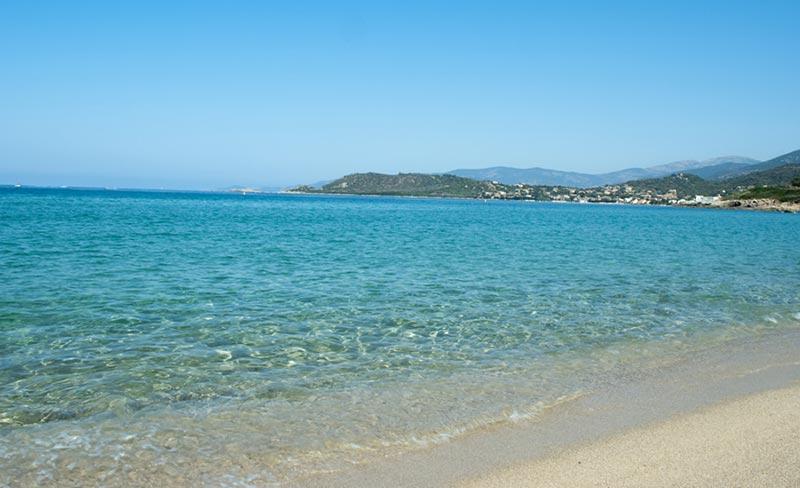 camping-liscia-calcatoggio-vue-plage