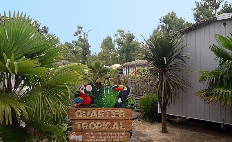 camping-lou-pignada-messanges-landes-espace-tropical