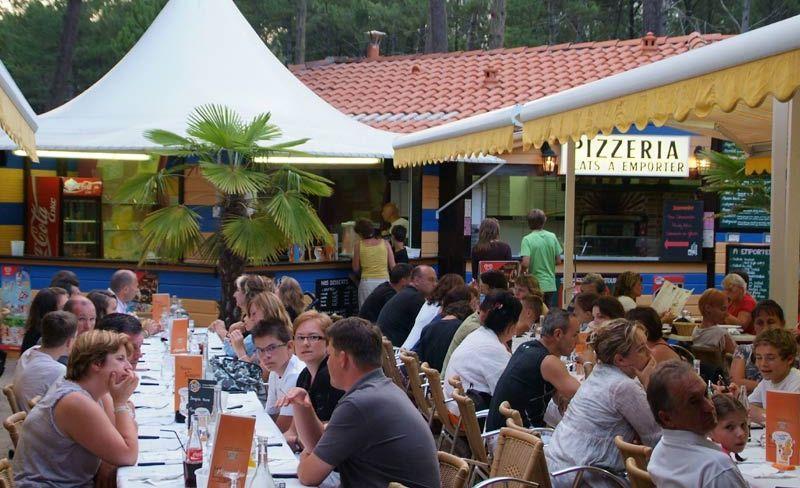 camping-lou-pignada-messanges-landes-restaurant