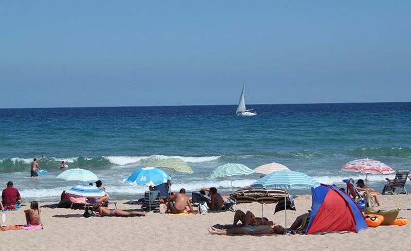 camping-masia-hospitalet-costa-daurada-plage