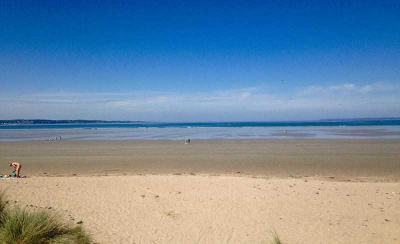 camping-plage-treguer-finistere-plonevez-porzay-plage-sable