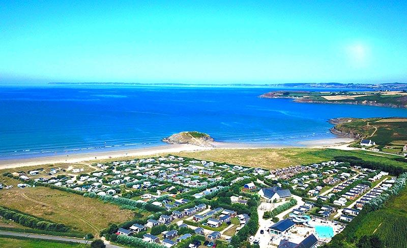 camping-plage-treguer-finistere-plonevez-porzay-vue-aerienne-2019