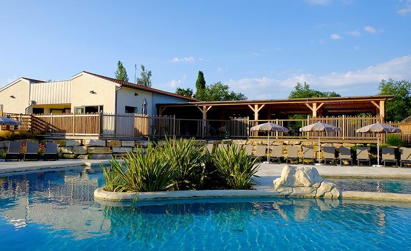 camping-pomport-beach-bar-vue-piscine-2019