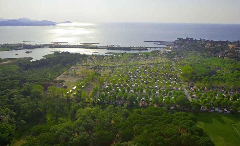 camping-saint-aygulf-vue-camping