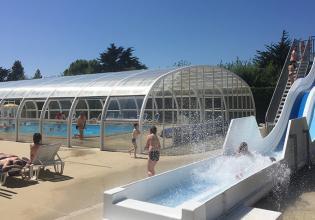 camping-golf-barneville-piscine-toboggan